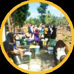 penggunaan pompa air tenaga surya untuk lembaga swadaya masyarakat