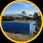 penggunaan pompa air tenaga surya untuk penyedia dan pembangun jaringan air
