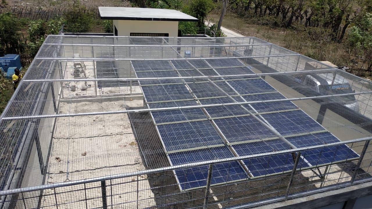 Implementasi pompa air tenaga surya lorentz di kaliuda - 4