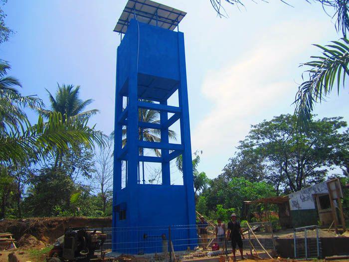 Implementasi pompa air tenaga surya lorentz di Banten - 7