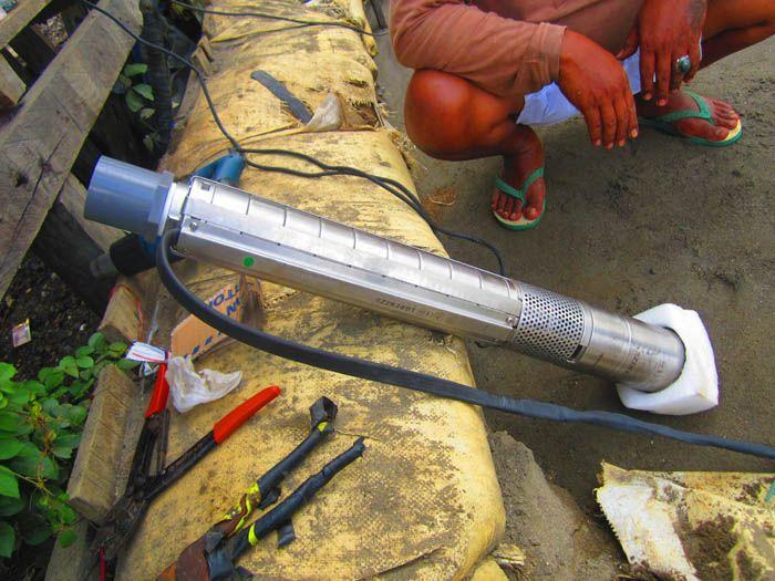 Implementasi pompa air tenaga surya lorentz di berau - kalimantan timur - 4