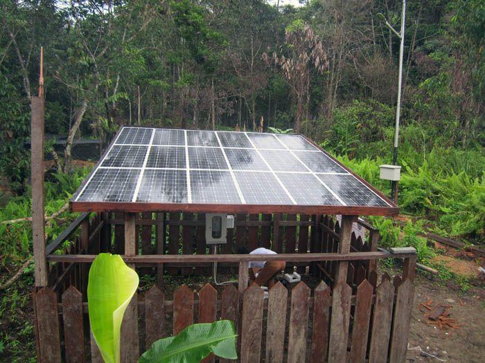 Implementasi pompa air tenaga surya lorentz di berau - 5