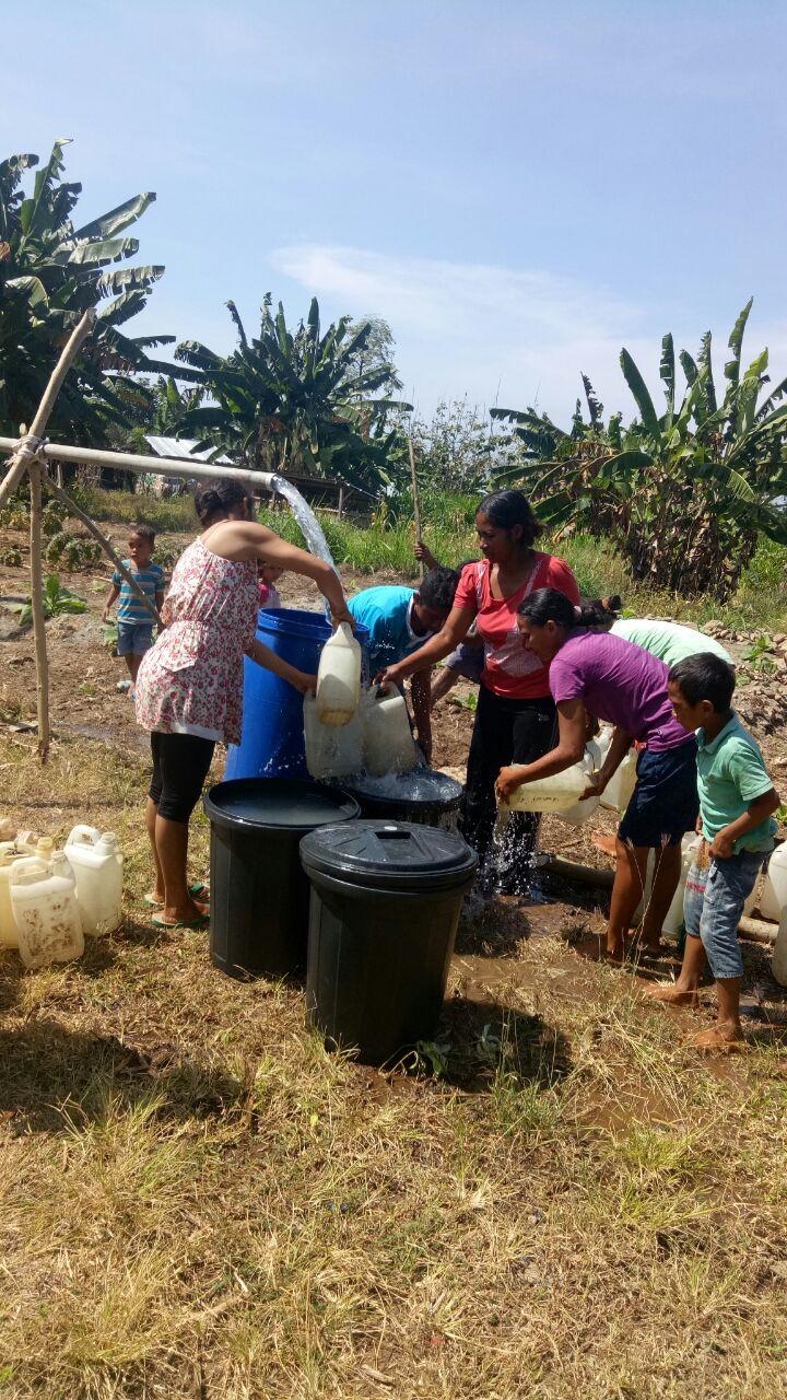 Implementasi pompa air tenaga surya lorentz di Manggarai Timur - NTT - 1