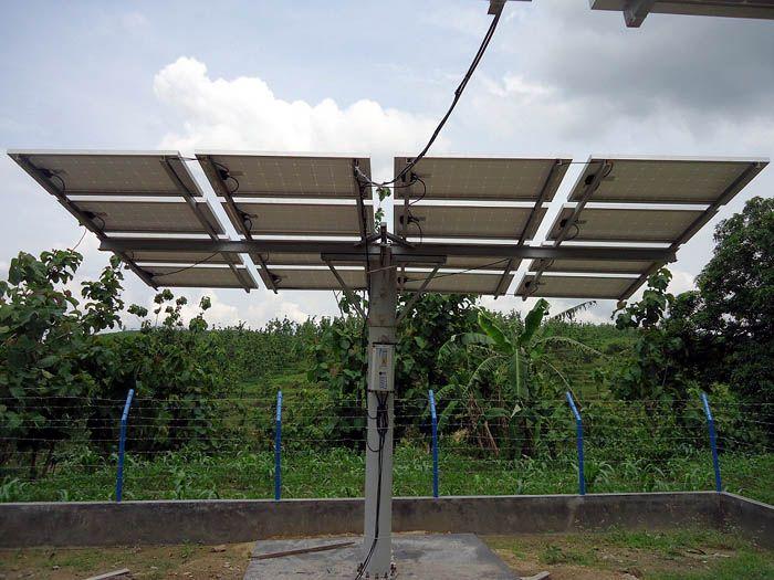 Implementasi pompa air tenaga surya lorentz di ngawi - 2