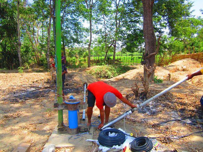 Implementasi pompa air tenaga surya lorentz di Nusa Tenggara Barat - 1