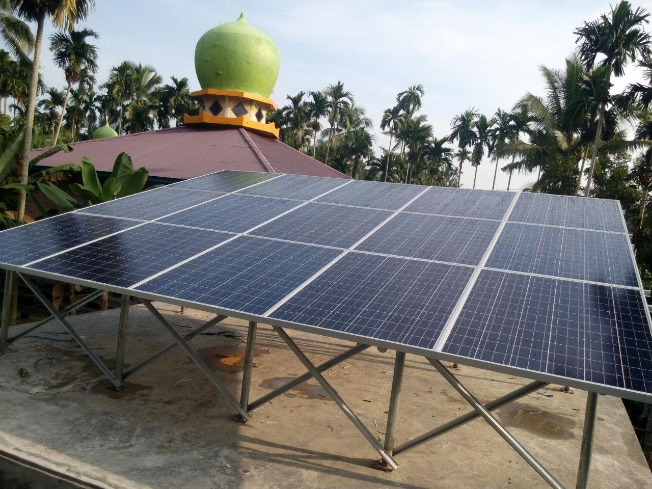 pompa ait tenaga surya sanspower patunas tanjung jabung barat 5