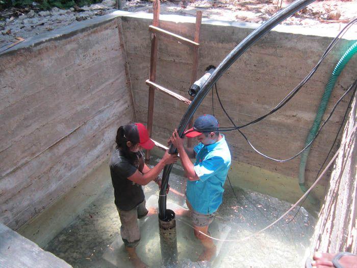 Implementasi pompa air tenaga surya lorentz di raja ampat - 7