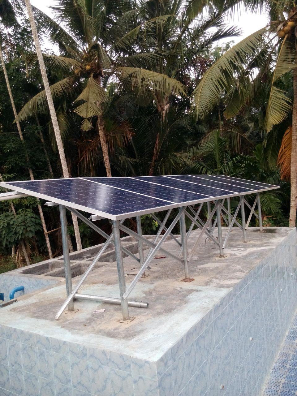 Implementasi pompa air tenaga surya lorentz di sabak timur - 2