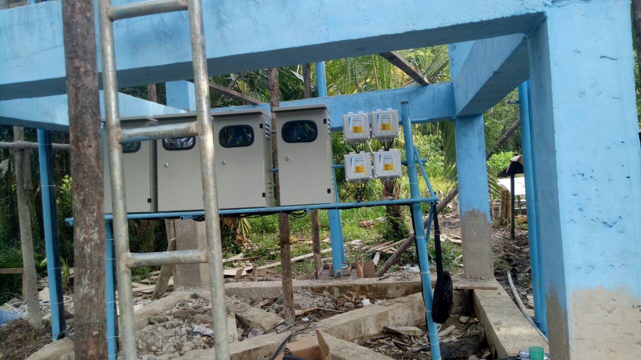 Implementasi pompa air tenaga surya lorentz di Kab Sorong - 1