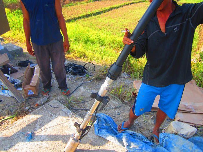 Implementasi pompa air tenaga surya lorentz di Sulawesi Tenggara 2 - 5