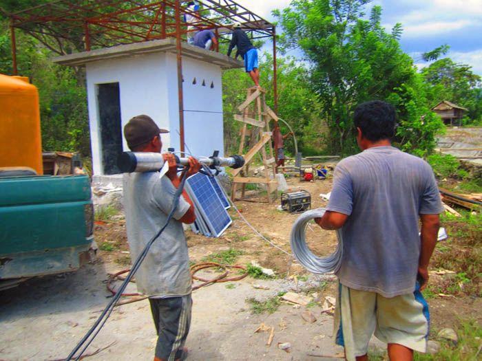 Implementasi pompa air tenaga surya lorentz di Sulawesi Tenggara - 2