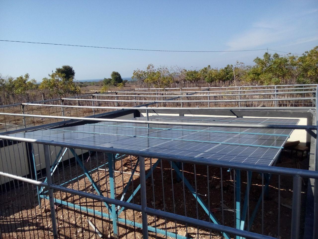 Implementasi pompa air tenaga surya lorentz di sumba timur- ntt - 2