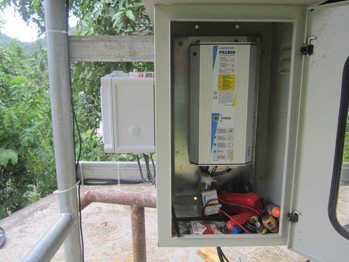 Implementasi pompa air tenaga surya lorentz di wasior - Papua Barat - 5