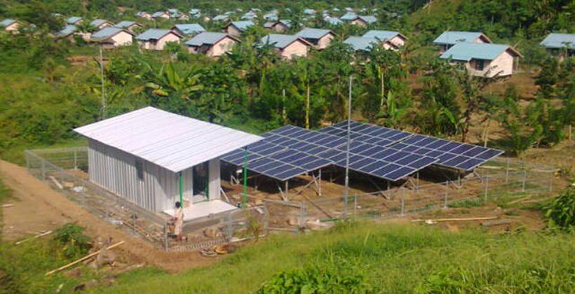 pembangkit listrik tenaga surya