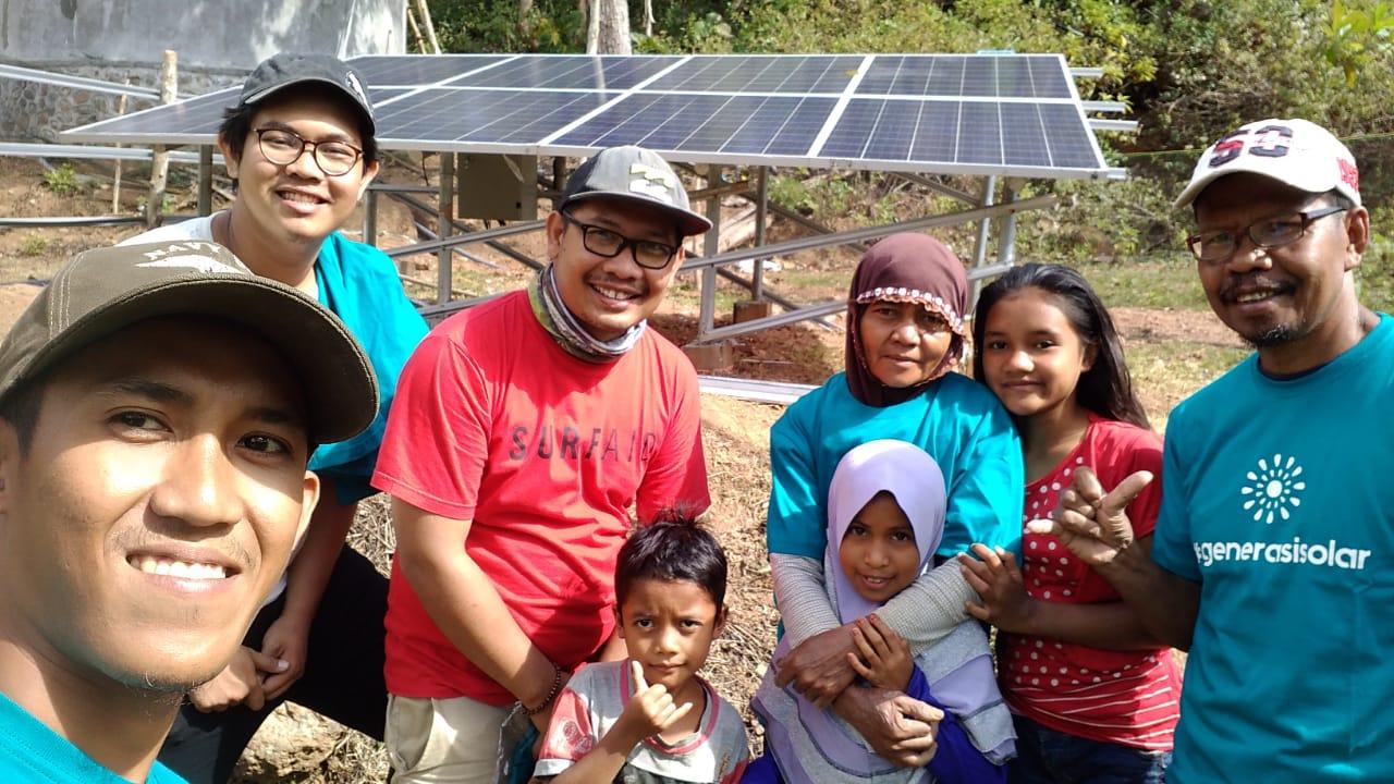 sanspower penyedia pompa air tenaga surya