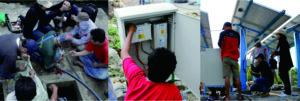 kerjasama sanspower dan energi untuk pompa air tenaga surya