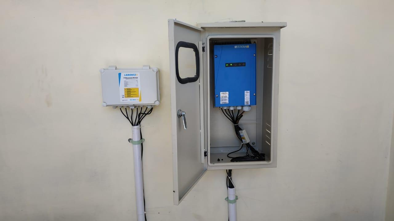 controller pompa lorentz