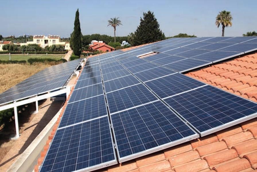 jenis-jenis panel surya